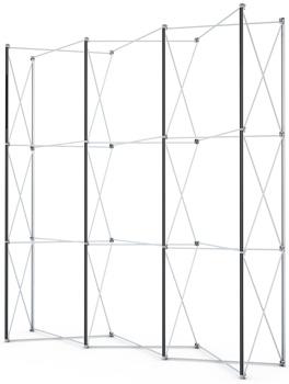 Элементы конструкции pop-up стенда